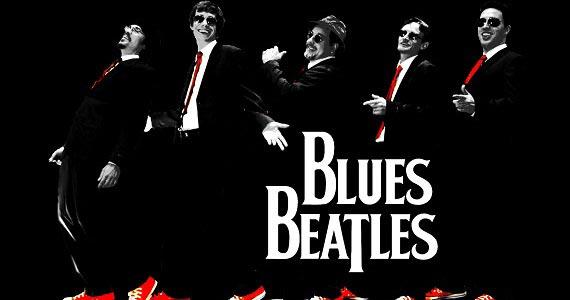 Clube do Blues traz banda Blues Beatles hoje
