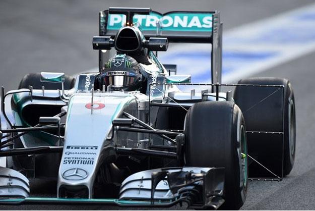 Rosberg volta para o campeonato de F1