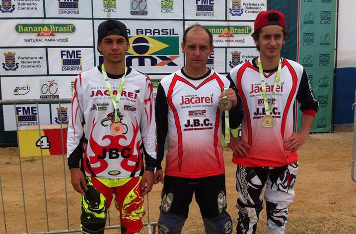 Bicicross participa com destaque da 1ª etapa da Copa Brasil de Ciclismo BMX