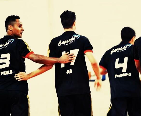 Jacareí Futsal  joga em casa hoje contra o Grêmio Mogiano