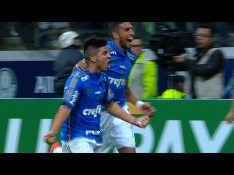 Palmeiras 5 x 1 Sampaio Corrêa