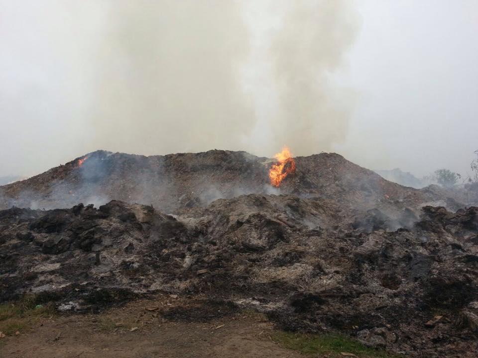 Após 15 horas, incêndio é controlado em Jacareí