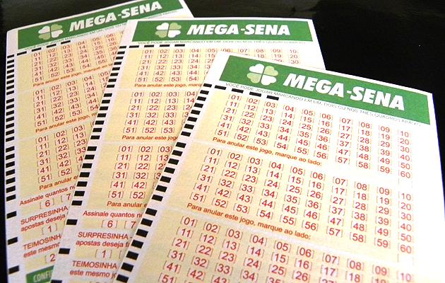 Mega-Sena acumula e pode pagar R$ 7 milhões nesta quarta-feira