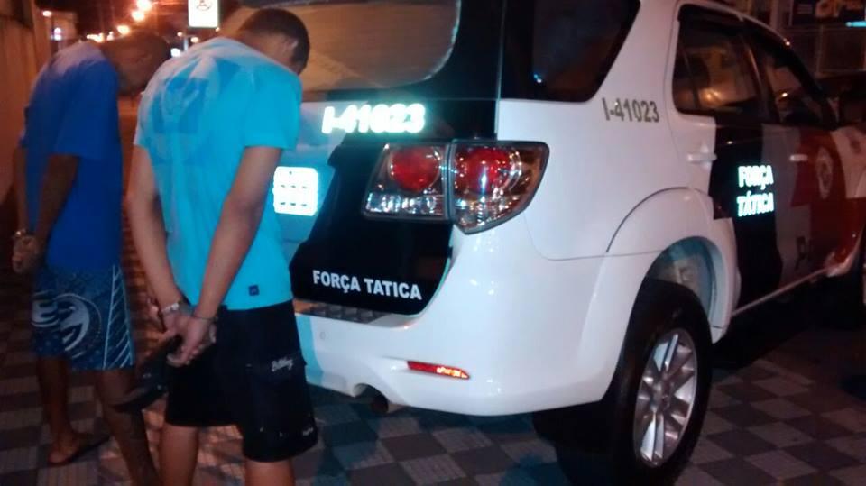 Polícia prende membros de quadrilha que cometia roubos em Jacareí