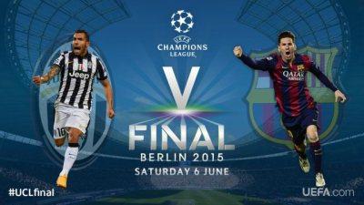 Kinoplex Vale Sul exibe final da Champions League neste sábado