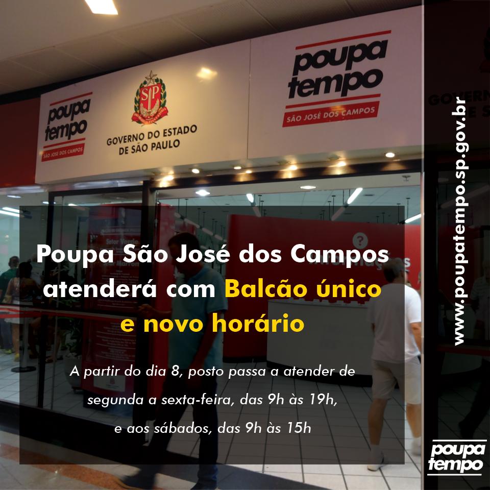 Poupatempo de São José tem novo endereço