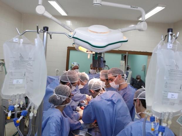 Santa Casa de Jacareí faz a 1ª captação de coração para transplante