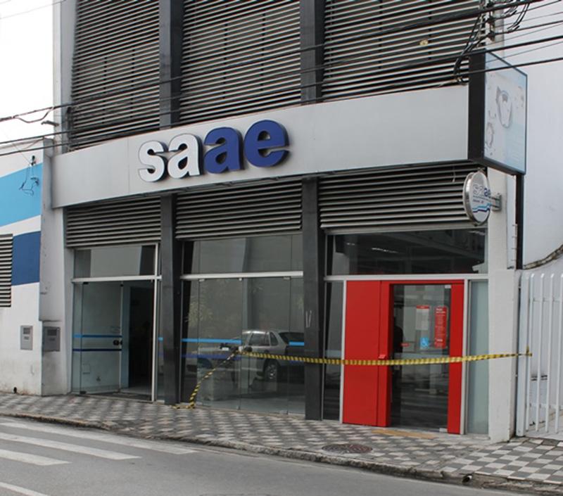 SAAE concede anistia de 90% de multas e juros de débitos