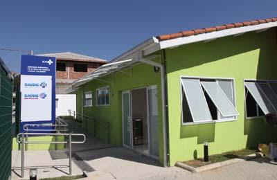 Nova Unidade de Saúde da Família é inaugurada hoje em Jacareí