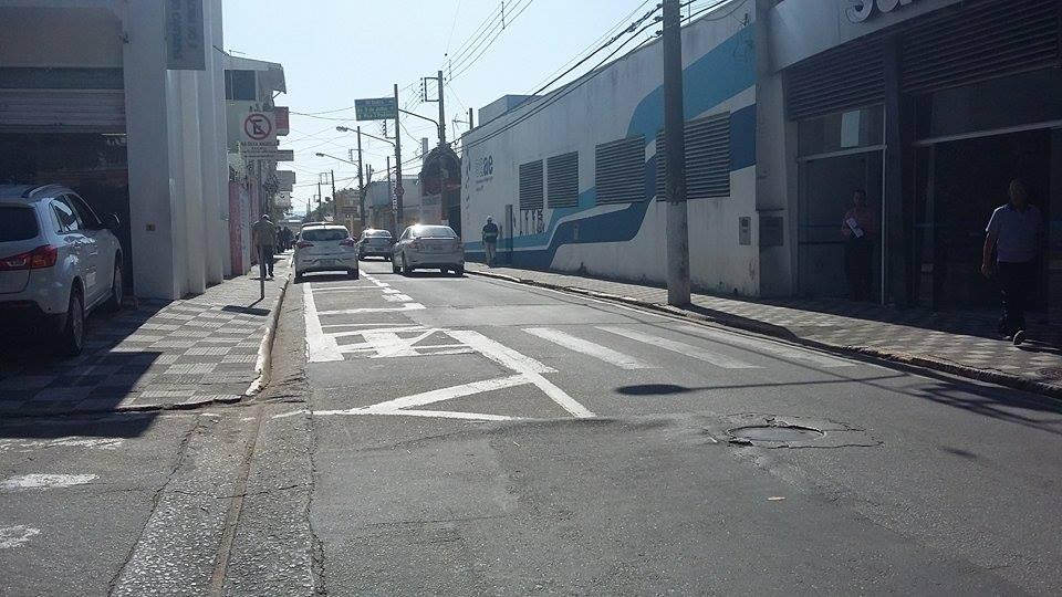 Autuações começam a partir de segunda na ruas Antônio Afonso e General Carneiro