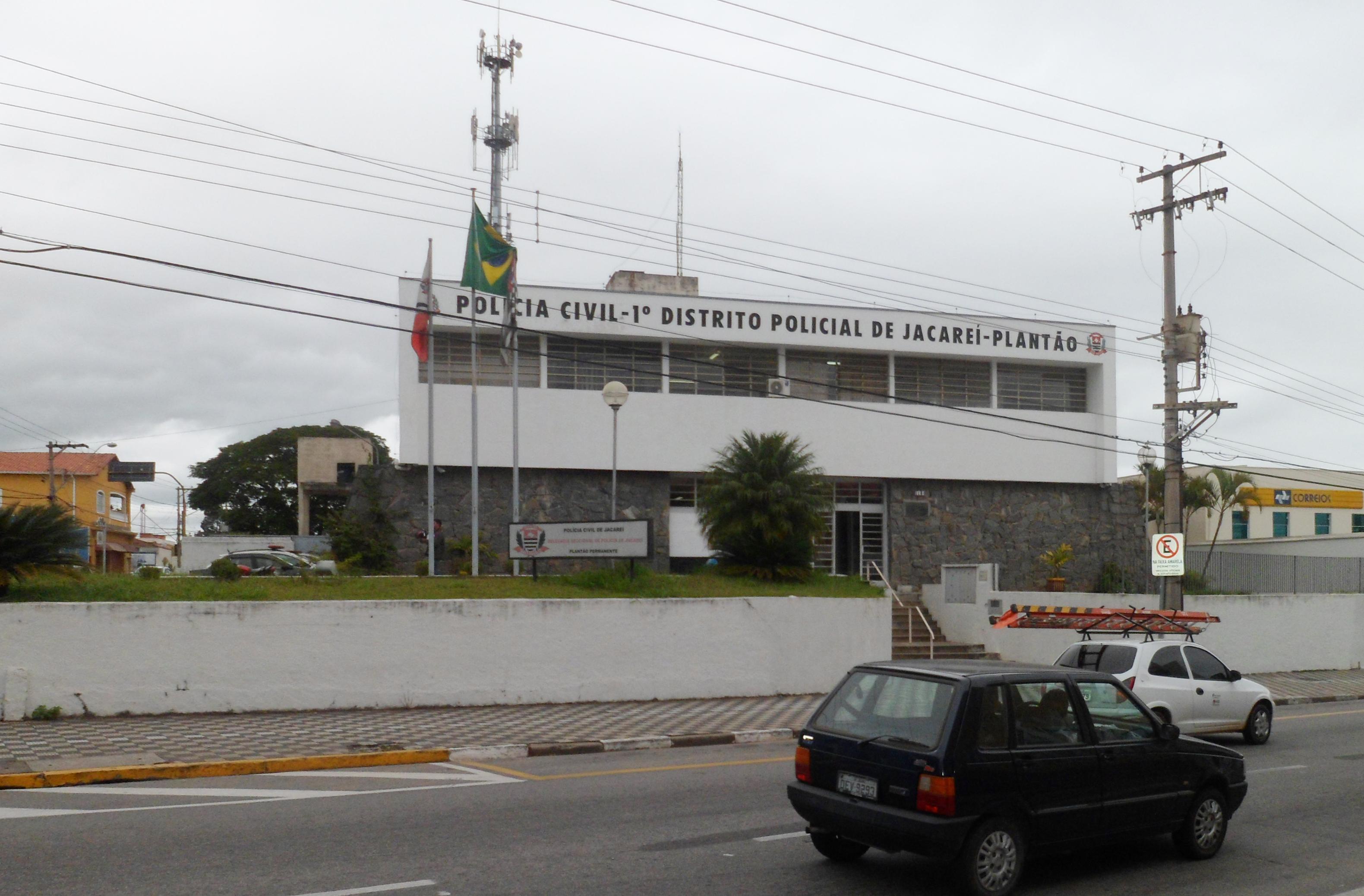 Operação policial em Jacareí termina com 5 presos