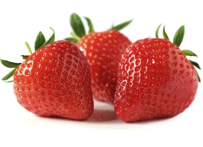Morango é a nova fruta do Ponto da Economia