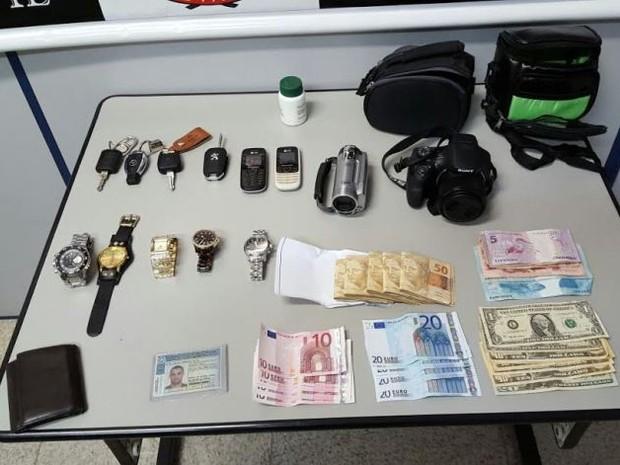 Suspeito de roubos a condomínios de Jacareí é preso