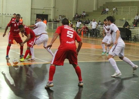 Futsal jacareiense estreia hoje nos Jogos da Juventude contra
