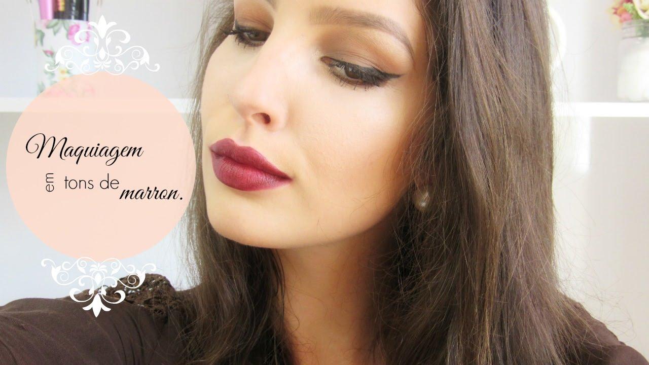 Tutorial: Maquiagem Neutra