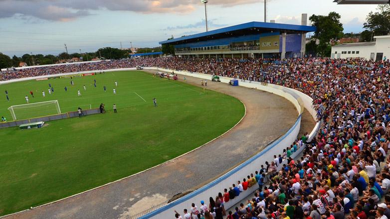 Palmeiras Sub-20 joga nesta quarta-feira no Estádio Martins Pereira