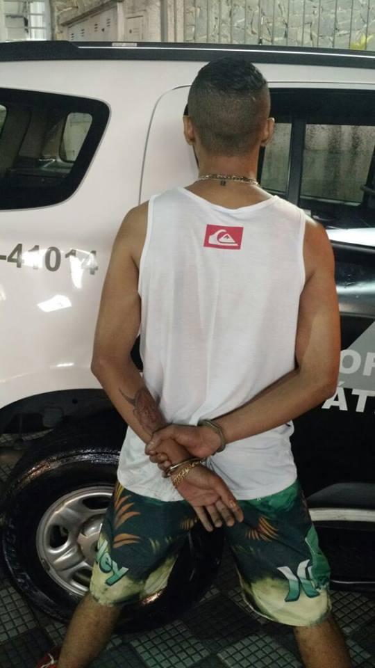 Homem procurado pela Justiça de Caraguá é preso em Jacareí