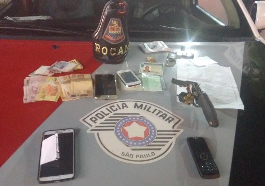 Operação policial termina com dois presos em Jacareí