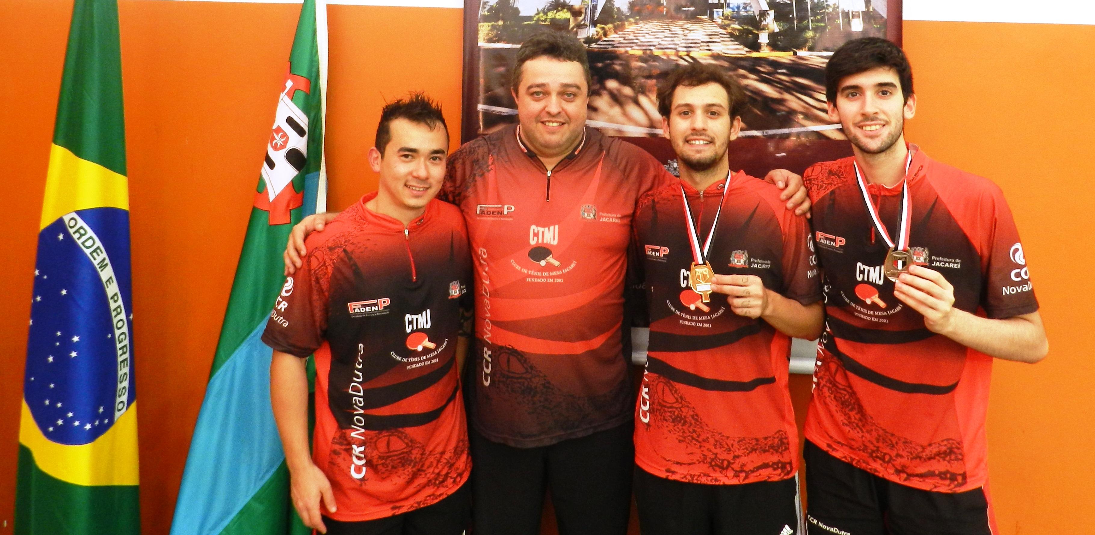Tênis de Mesa conquista bons resultados em etapa do Paulista