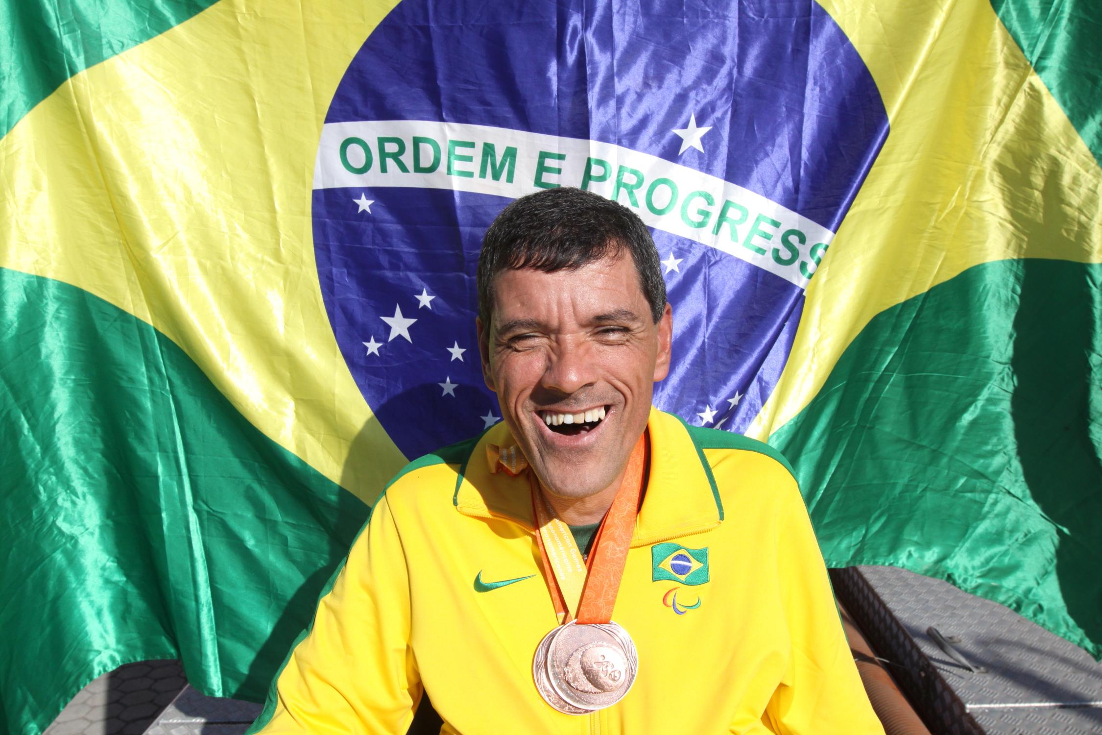 após ouro nos pares, Tó perde na estreia da competição individual BC-3 dos Jogos Rio 2016