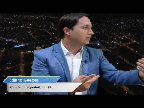Entrevista com o candidato Edinho Guedes, do PR