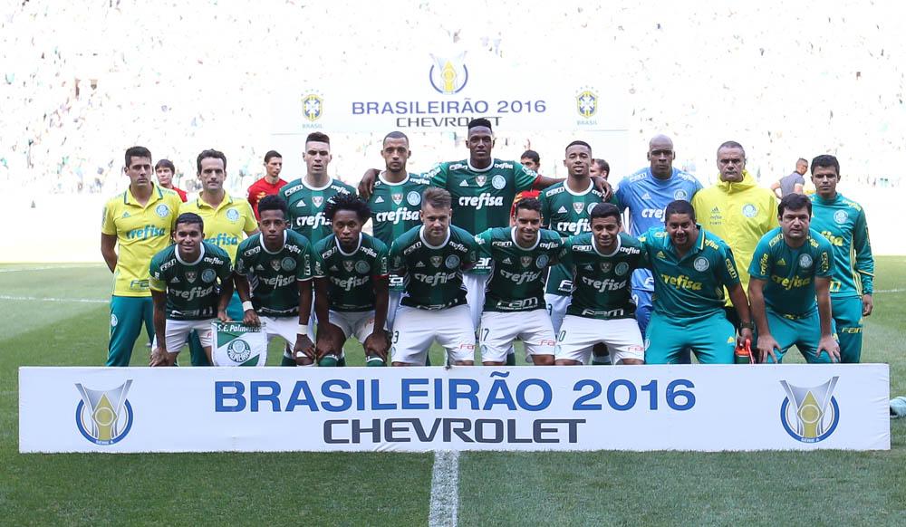 Palmeiras pode confirmar título nacional na próxima rodada