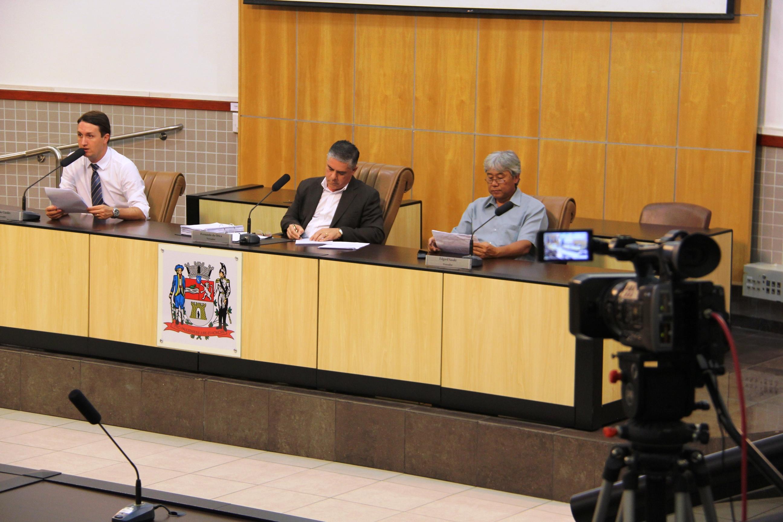 CPI das multas de trânsito apresenta relatório final