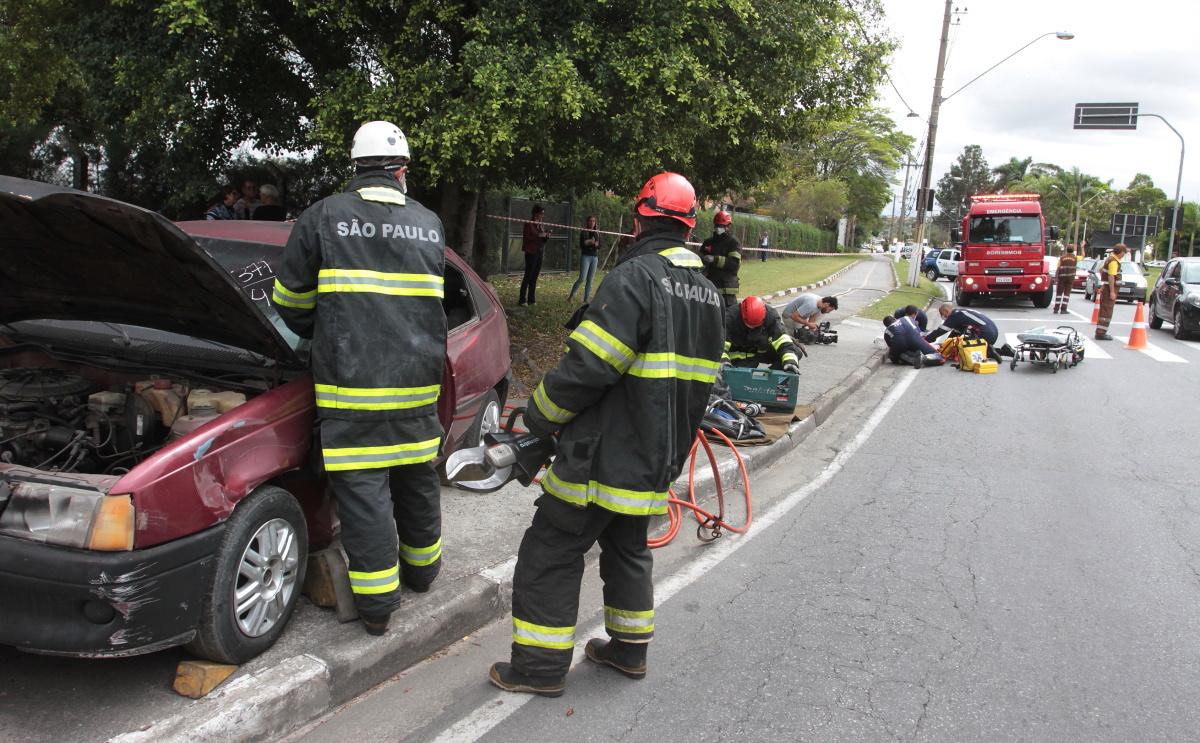 Segundo prefeitura, trânsito de Jacareí matou mais que o crime em 2016