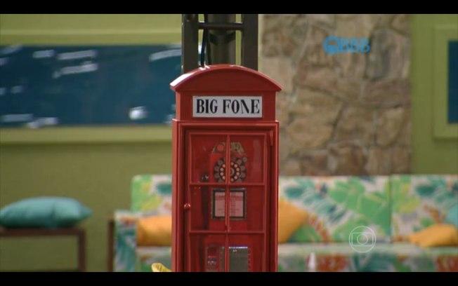 CenterVale recebe o Big Fone do Big Brother Brasil