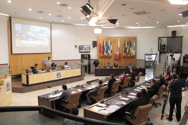 Câmara aprova projeto que concede aumento a mais de mil servidores
