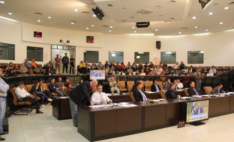 Vereadores aprovam criação de Arquivo Público do Poder Legislativo de Jacareí