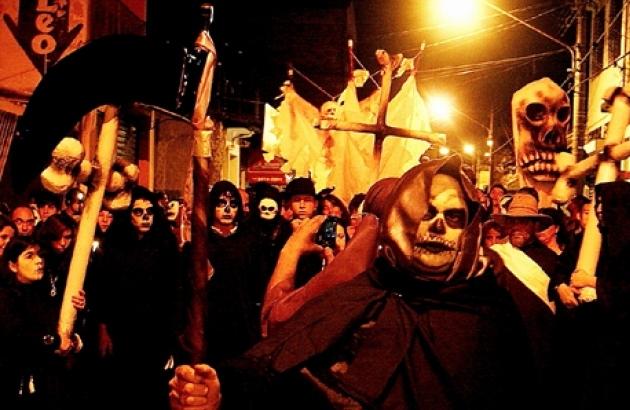 Nesta sexta tem 'Procissão dos Mortos' em Jacareí