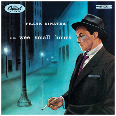 Ouça Este Album: Frank Sinatra – In The Wee Small Hours (1955)