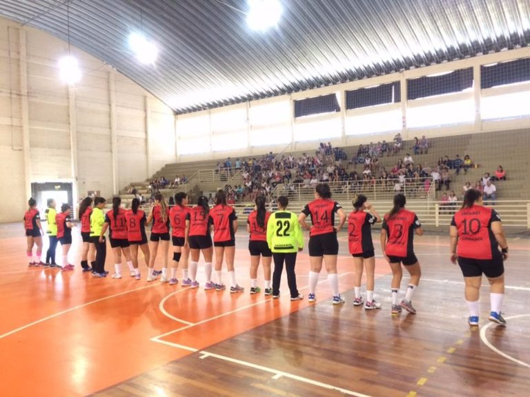 Handebol feminino de Jacareí tem sua primeira derrota na Liga Paulistana