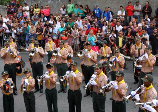Desfile de 7 de Setembro volta para a avenida 9 de Julho