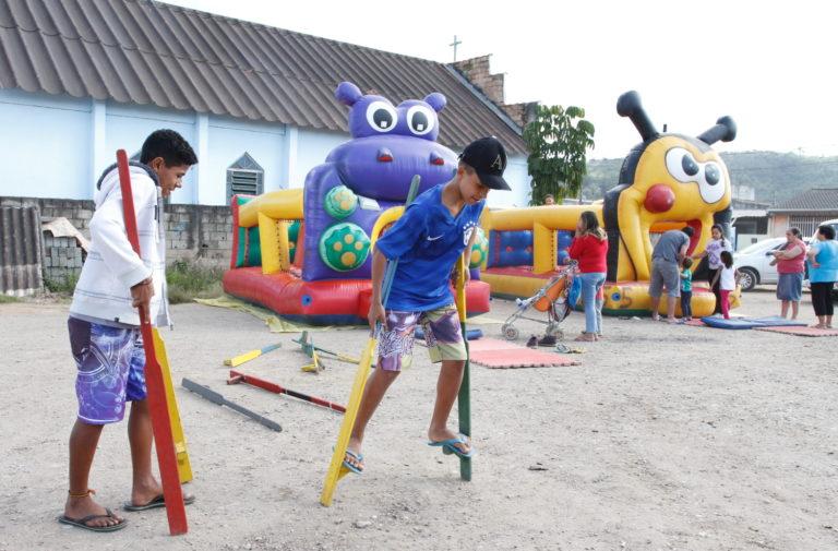'Agita Férias' oferece atividades recreativas em janeiro