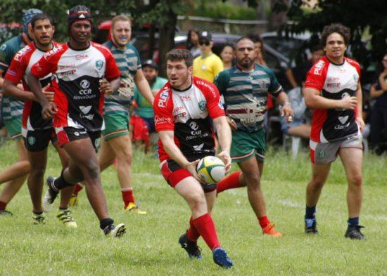 Jacareí Rugby começa 2018 como terminou 2017: vencendo bonito