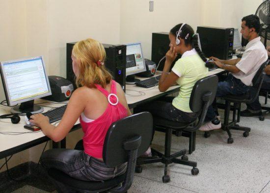 Jacareí abre inscrições para cursos de inclusão digital
