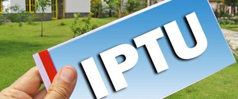 Prefeitura garante que devolverá valores cobrados pela multa de atraso da primeira parcela do IPTU