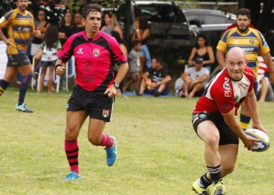 Jacareí Rugby vence Rio Branco e lidera Paulista