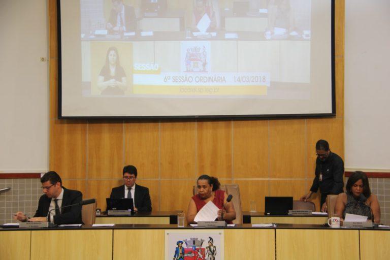 Câmara aprova implantação de ouvidoria e alteração de prazo para análise das contas do prefeito