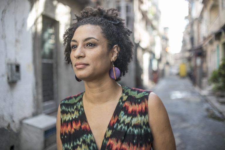 Mulheres farão protesto em São José contra assassinato de Marielle