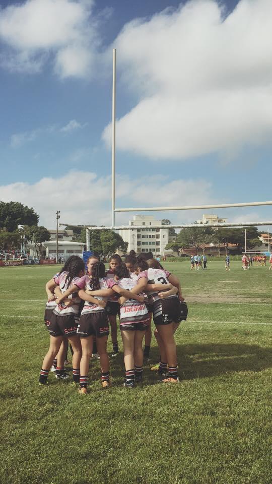 Meninas do Jacareí Rugby estreiam no Circuito Paulista de Sevens