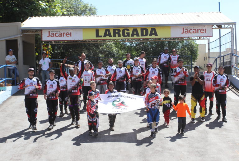 Jacareí Bicicross disputa Campeonato Paulista no domingo