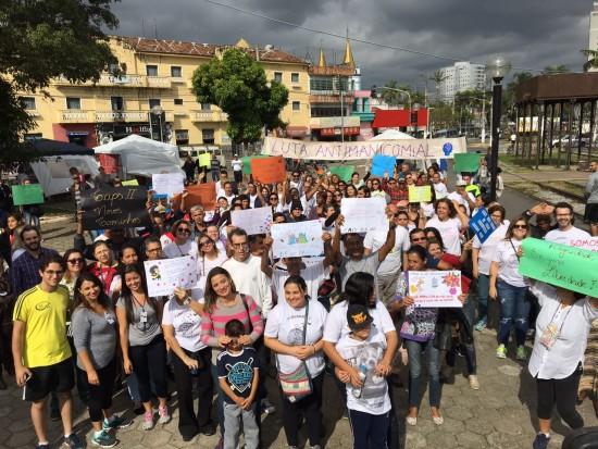 Jacareí realiza Caminhada da Luta Antimanicomial