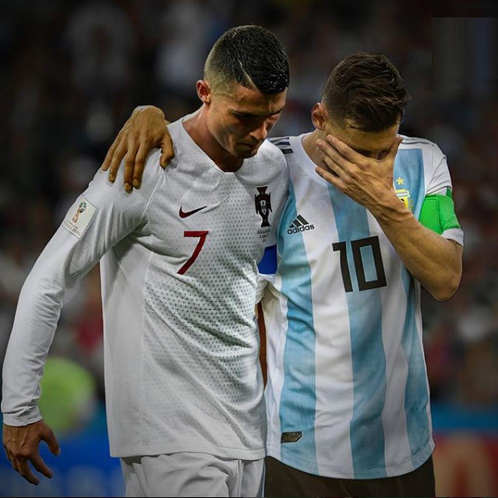 Copa 2018 – Dia histórico