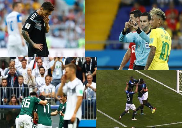 Copa 2018 – Precisamos falar sobre estreias