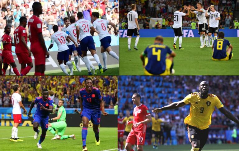 Copa 2018 – Que comecem as decisões