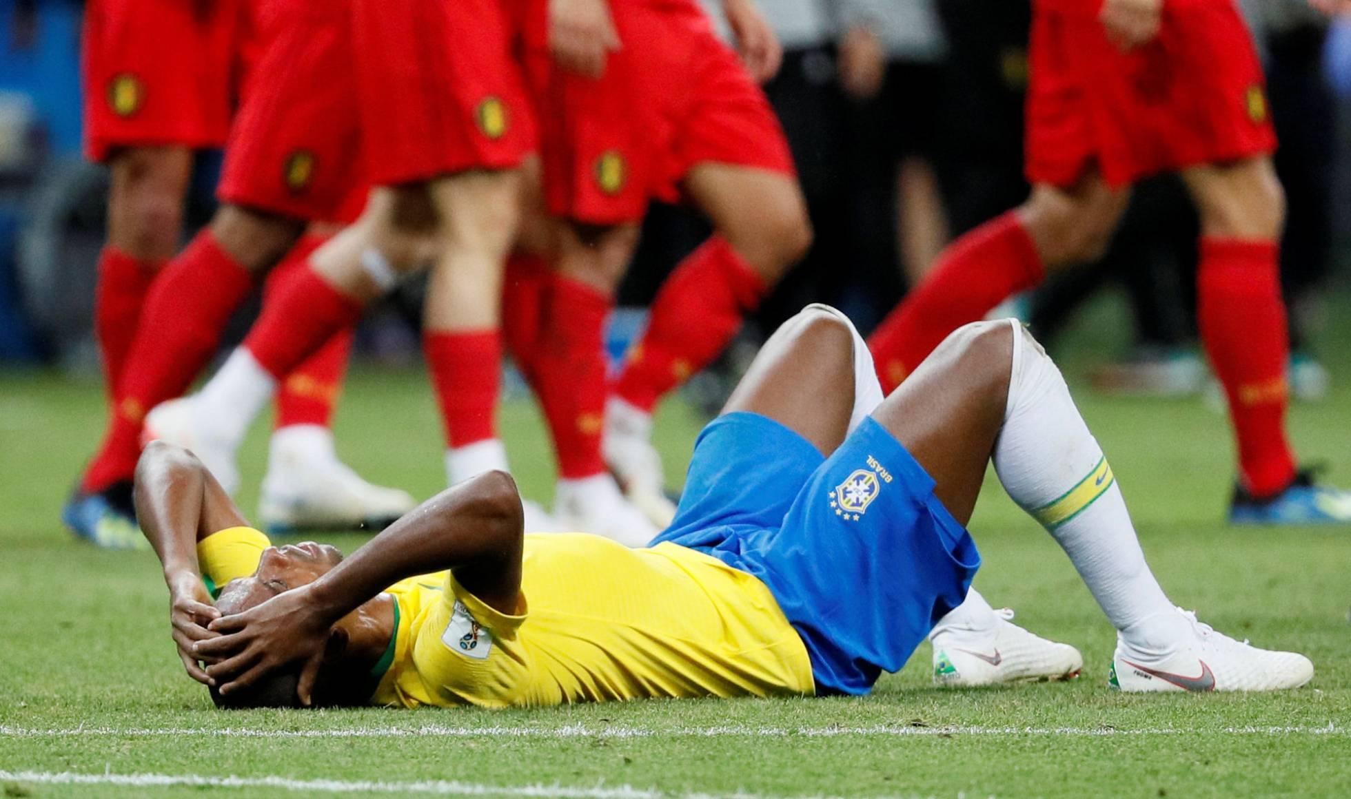 Copa 2018 – Sem traumas