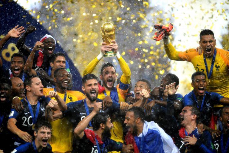 Copa 2018 – A glória de quem soube ser favorito